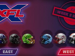 XFL Week 2 Game Recaps