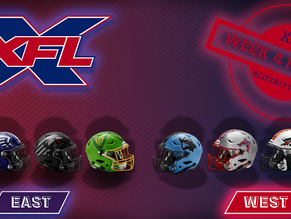 XFL Week 4 Game Recaps