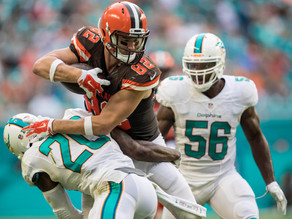 Dolphins vs Browns Preview