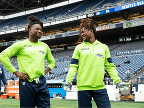 Seahawks at Rams Preview