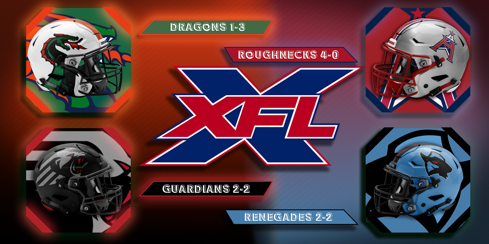 XFL Week 5 Saturday Game Previews