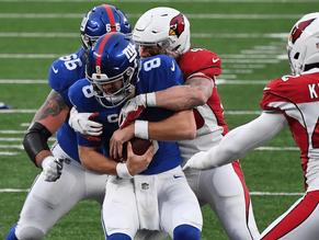New York Giants Rookie Review: Week 14