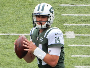 "Does Jets Sam Darnold Have ""It""?"