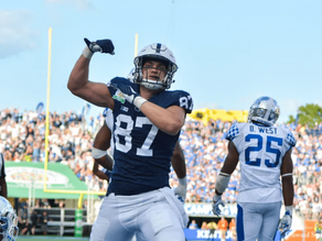 Top Five Returning College Football Players By Position: Tight Ends
