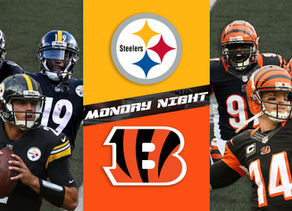 Which 0-3 Team Will Get Back Into the AFC North Race on MNF?