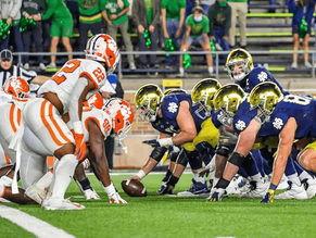 College Football Game of the Week: Clemson vs Notre Dame (ACC Championship)