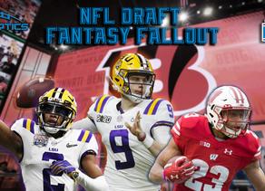 2020 NFL Draft Fantasy Football Fallout