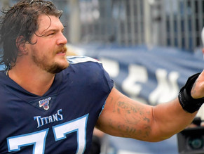 Report: Tennessee Titans OT Taylor Lewan Has Torn ACL