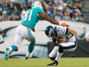 Dolphins vs Eagles Preview
