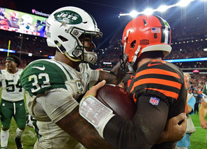Week 2 Browns @ Jets Preview