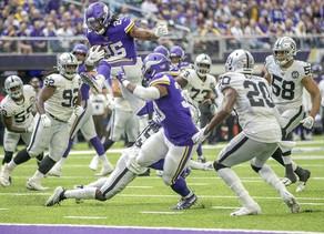 Vikings vs Raiders The Aftermath