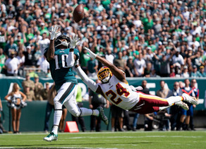 Eagles Hit the Jaccpot in Week 1