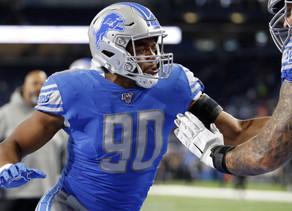Examining the Detroit Lions 2019 free agency haul