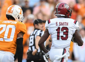 Will Shi Smith be the next South Carolina Gamecock wide receiver drafted?