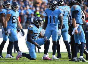 Final 2020 Tennessee Titans Roster Projection
