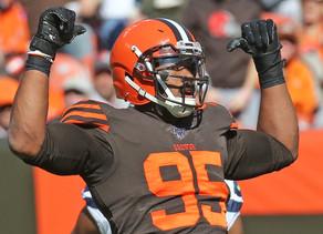 Week 8 Browns @ Patriots Preview