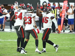 Top 5 Things I want to see from the Tampa Bay Buccaneers against the New York Giants