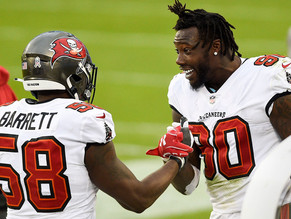 Top 5 Things I want to see from the Tampa Bay Buccaneers against the Atlanta Falcons