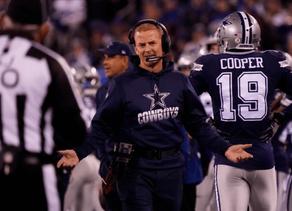 Garrett, Cowboys Continue Late-Season Free Fall in Loss to Bears
