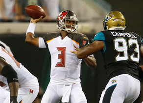 What I want to see from the Tampa Bay Buccaneers against the Jacksonville Jaguars