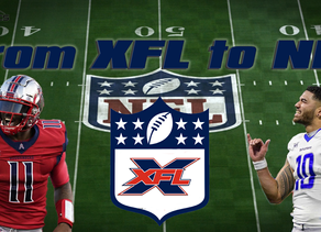 XFL Players Signed to NFL Teams
