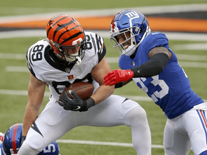 New York Giants Rookie Review: Week 12