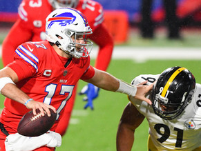 Buffalo Bills Sunday Night Showdown