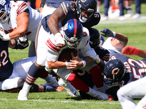 New York Giants Rookie Review: Week 2