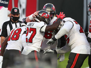Top 5 Things I want to see from the Tampa Bay Buccaneers against the Las Vegas Raiders