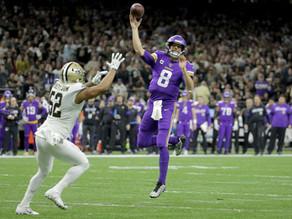 Vikings vs Saints: You like that?