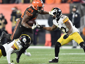 Week 13 Browns @ Steelers Preview