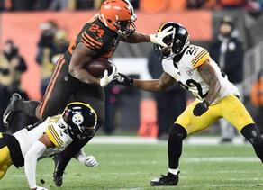 Week 13 Browns @ Steelers Preview
