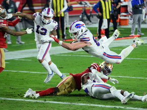 Buffalo Bills Monday Night Victory