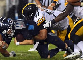Steelers Stock Report Preseason Week 3