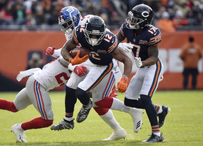 The Chicago Bears Win And The Needs Remain The Same