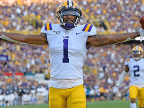 2020 Top Five Returning College Football Players By Position: Wide Receivers