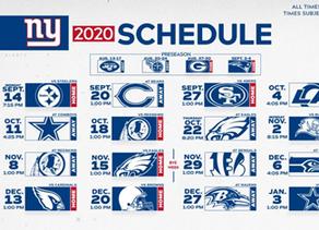 New York Giants Record Prediction