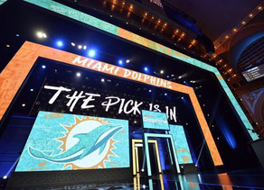 Miami Dolphins 2020 Off-season Alternative draft (Trade Up Edition) and Free Agent acquisitions