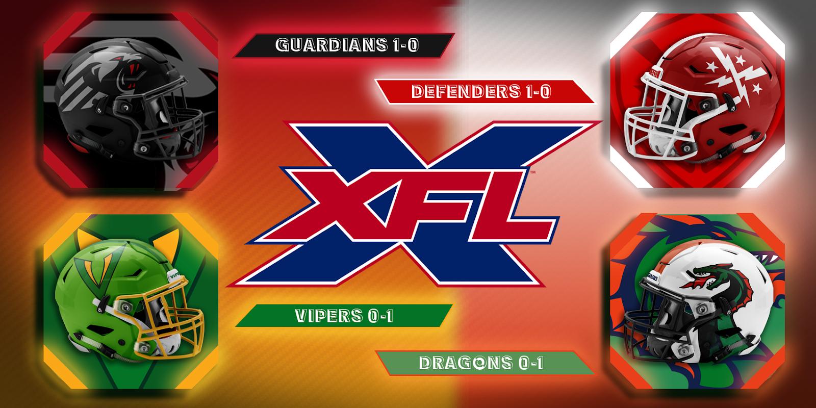 XFL Saturday Week 2 Game Previews