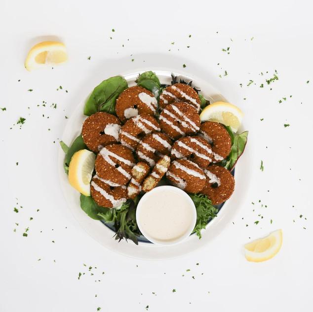 Falafel Plate
