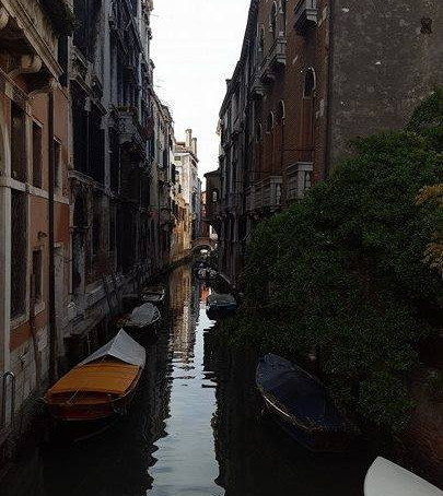 Venice's Jewish Quarter