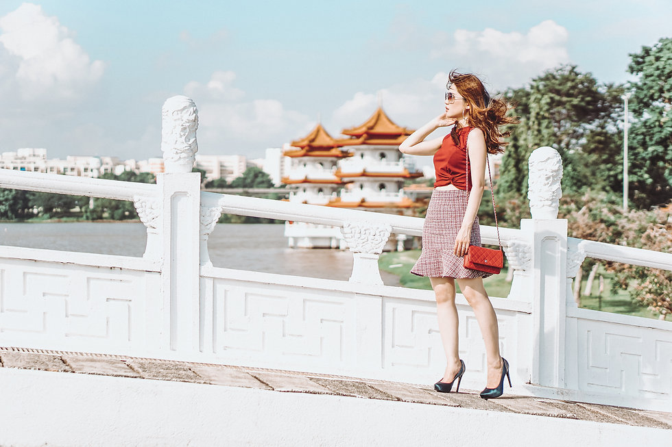 A Singapore Lifestyle, Beauty, Fashion, Fitness and Home Decor Blog with a Disney twist!