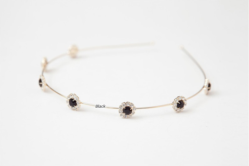 Black-Jewel-Headband