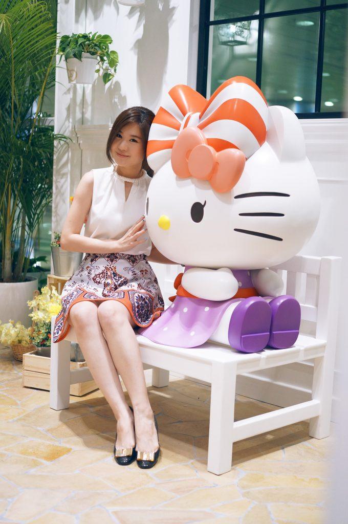 Hello Kitty Orchid Garden 4