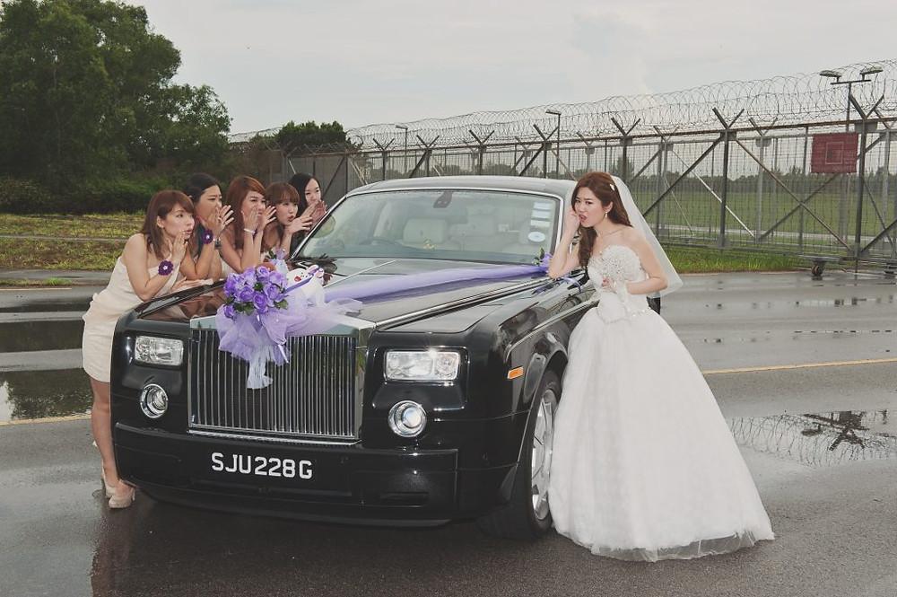 Juliana Bridesmaids