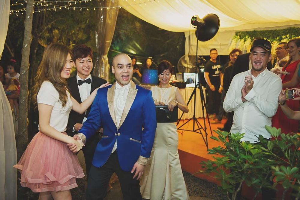 Wedding surprise 15