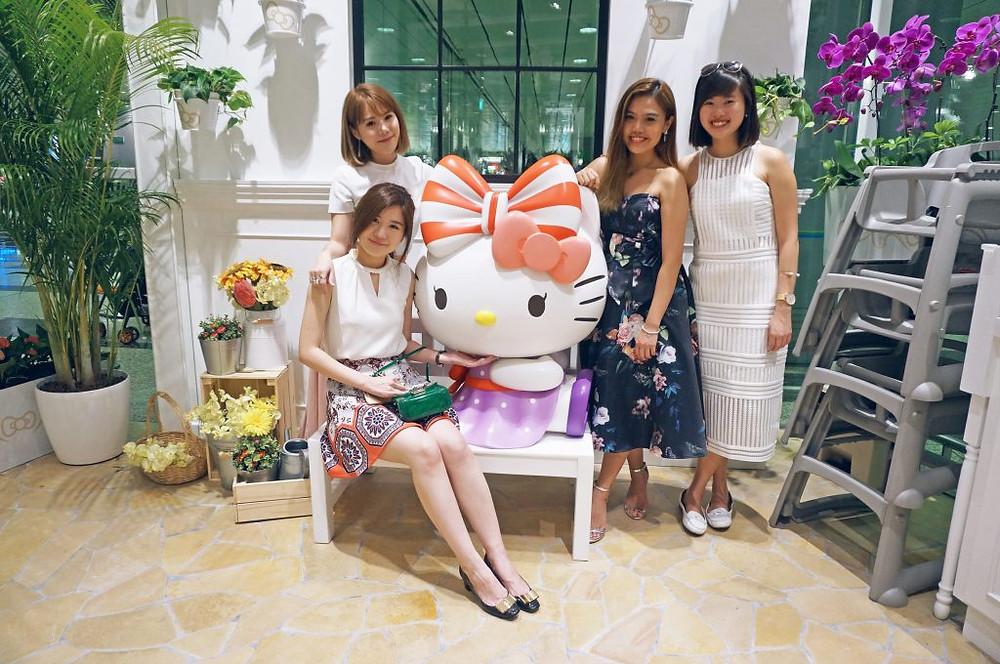 Hello Kitty Cafe Singapore
