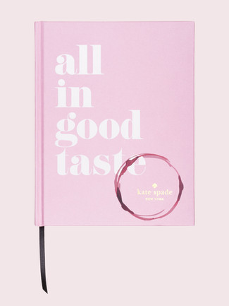 All In Good Taste by kate spade new york