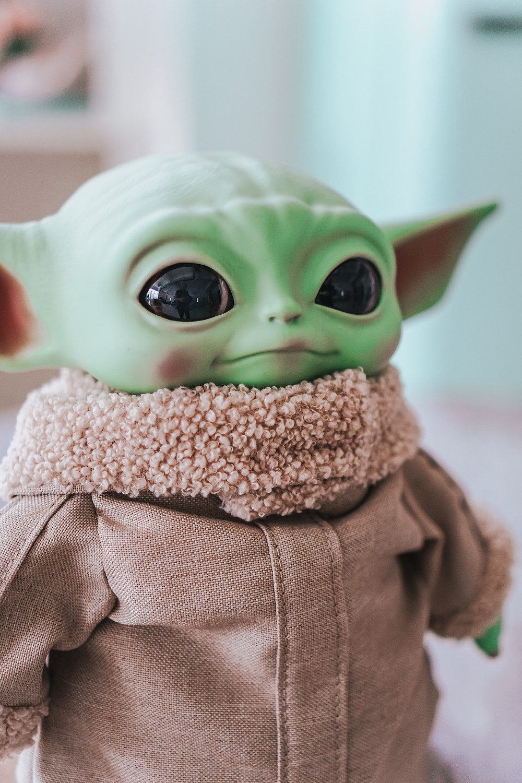 Grogu Baby Yoda The Child Star Wars Disney Singapore