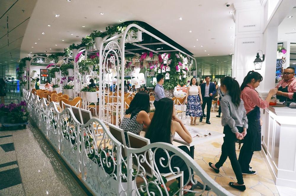 Hello Kitty Cafe Singapore 8